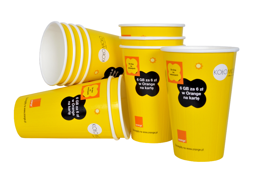 USES OF PAPER CUPS FOR PROFESSIONAL PURPOSES
