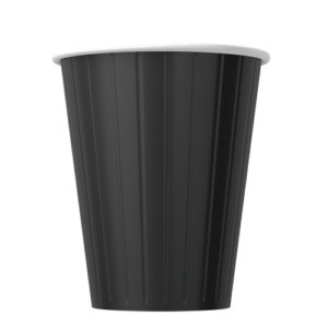 Double wall heat insulated paper cups