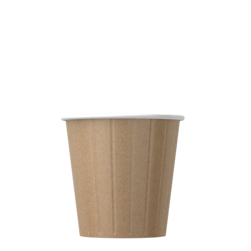 Double wall heat insulated paper cups eco kraft